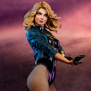 Black Canary Collectible