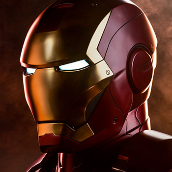Iron Man Mark III Collectible