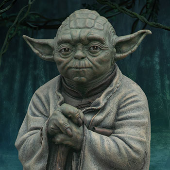 Yoda Bronze Collectible