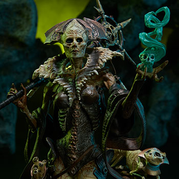 Xiall - Osteomancers Vision Collectible