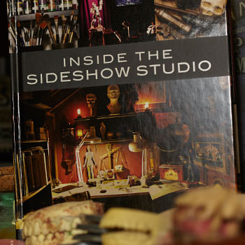 Inside the Sideshow Studio A Modern Renaissance Environment Collectible