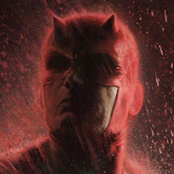 Daredevil, The Man Without Fear Art Print