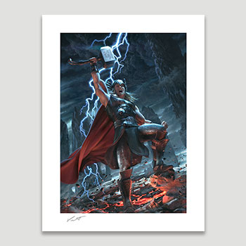 Thor: Breaker of Brimstone Collectible