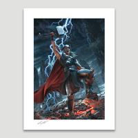 Thor: Breaker of Brimstone Fine Art Print Giveaway