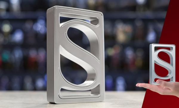 Sideshow S Icon Silver Version Replica