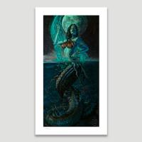 Gallevarbe: Beyond the Veils Fine Art Print Giveaway