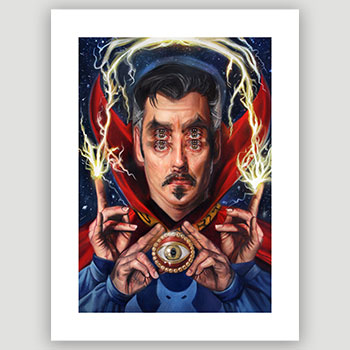 Doctor Strange: Open Your Eyes Collectible
