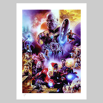 Avengers: Infinity War Collectible