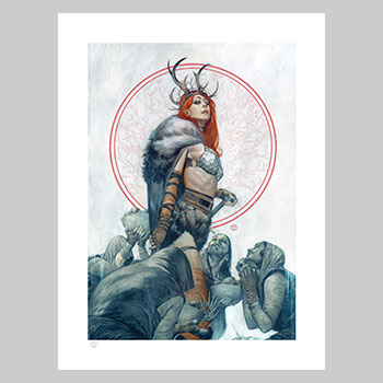 Red Sonja: Queen of Hyrkania Collectible