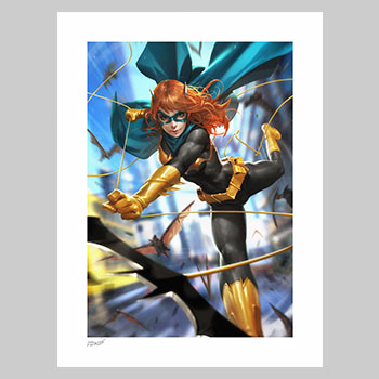 Batgirl #32 Collectible
