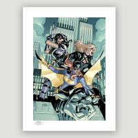 Batgirl & The Birds of Prey Print Giveaway