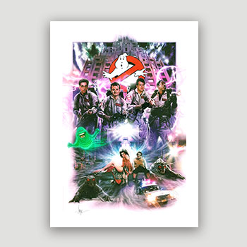 Ghostbusters Collectible