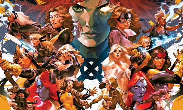 House of X / Powers of X Art Print