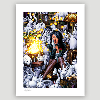 Zatanna Collectible
