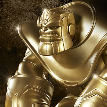 The Mad Titan Gold Edition Collectible