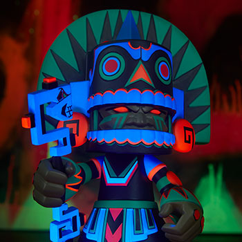 Mictlan 'Unruly Variant' Collectible