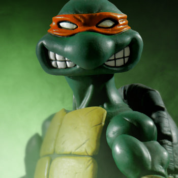 Michelangelo Collectible
