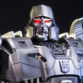 Megatron Transformers Generation 1 Collectible