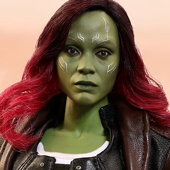 Hot Toys Gamora Collectible