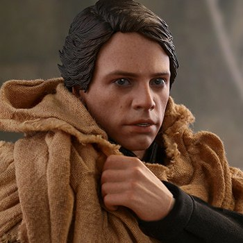 Hot Toys Luke Skywalker Deluxe Version Collectible