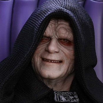 Hot Toys Emperor Palpatine Deluxe Version Collectible
