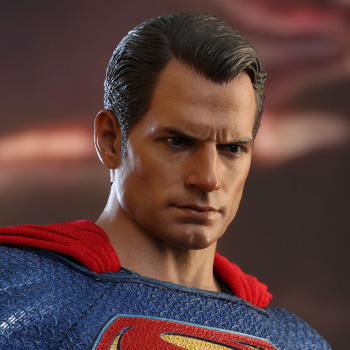 Hot Toys Superman Collectible