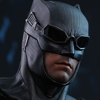 Hot Toys Batman Tactical Batsuit Version Collectible