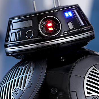Hot Toys BB-9E Collectible