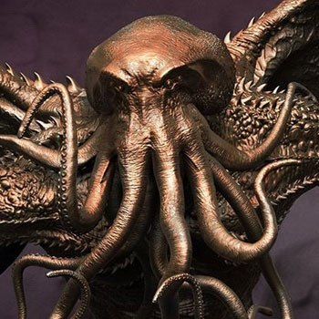 Cthulhu Faux Bronze Collectible