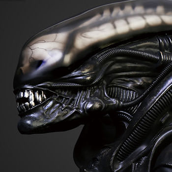 Gigers Alien Collectible