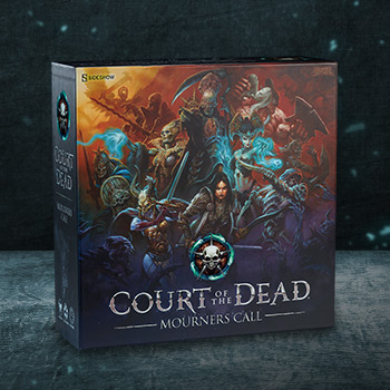 Court of the Dead Mourner's Call Game Collectible