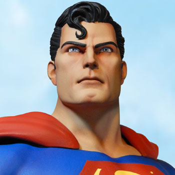 Super Powers Superman Collectible