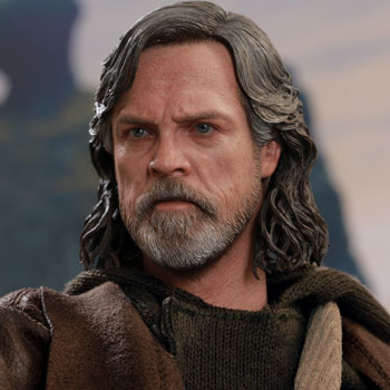 Hot Toys Luke Skywalker Collectible