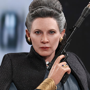 Hot Toys Leia Organa Collectible