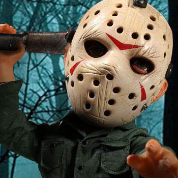 Mega Jason with Sound Collectible