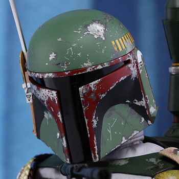 Hot Toys Boba Fett Deluxe Version Collectible