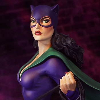 Super Powers Catwoman Collectible