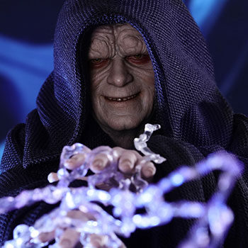 Hot Toys Emperor Palpatine Collectible