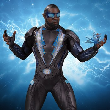 Black Lightning Collectible