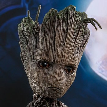 Hot Toys Groot Collectible