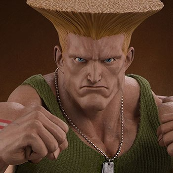 Guile Collectible