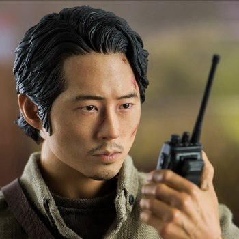 Glenn Rhee Deluxe Version Collectible