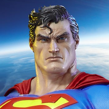 Superman Fabric Cape Edition Collectible