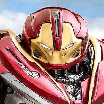 Hot Toys Hulkbuster Collectible