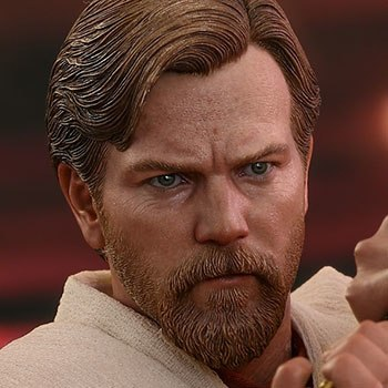 Hot Toys Obi-Wan Kenobi Collectible