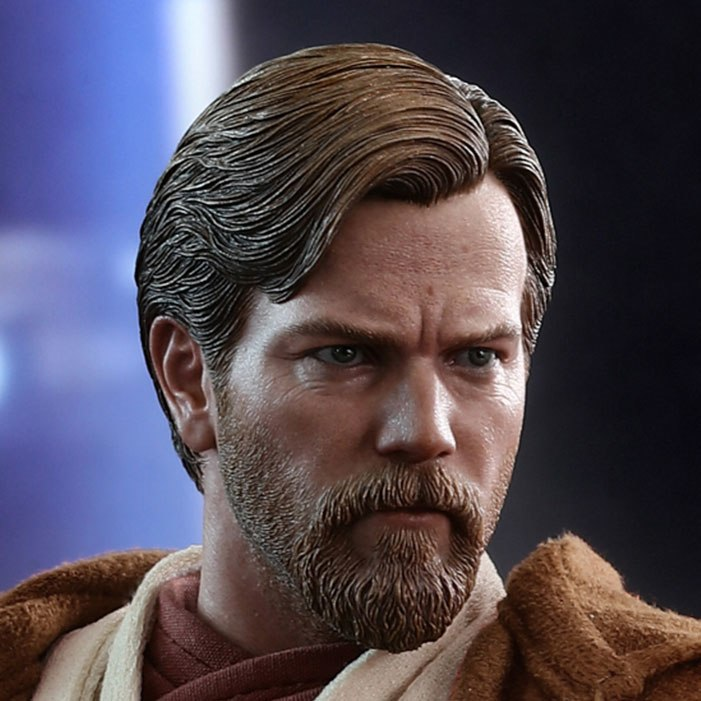 Hot Toys Obi-Wan Kenobi Deluxe Version Collectible