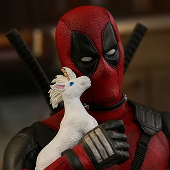 Hot Toys Deadpool Collectible