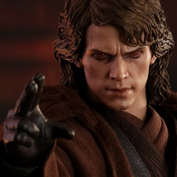 Hot Toys Anakin Skywalker Dark Side Collectible