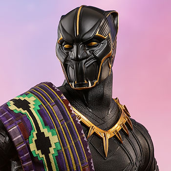 Hot Toys TChaka Collectible