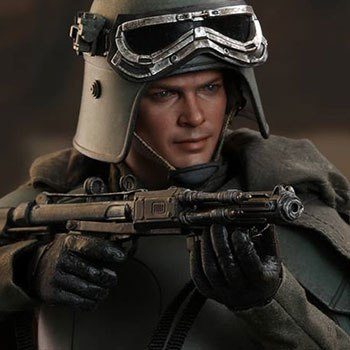 Hot Toys Han Solo Mudtrooper Collectible